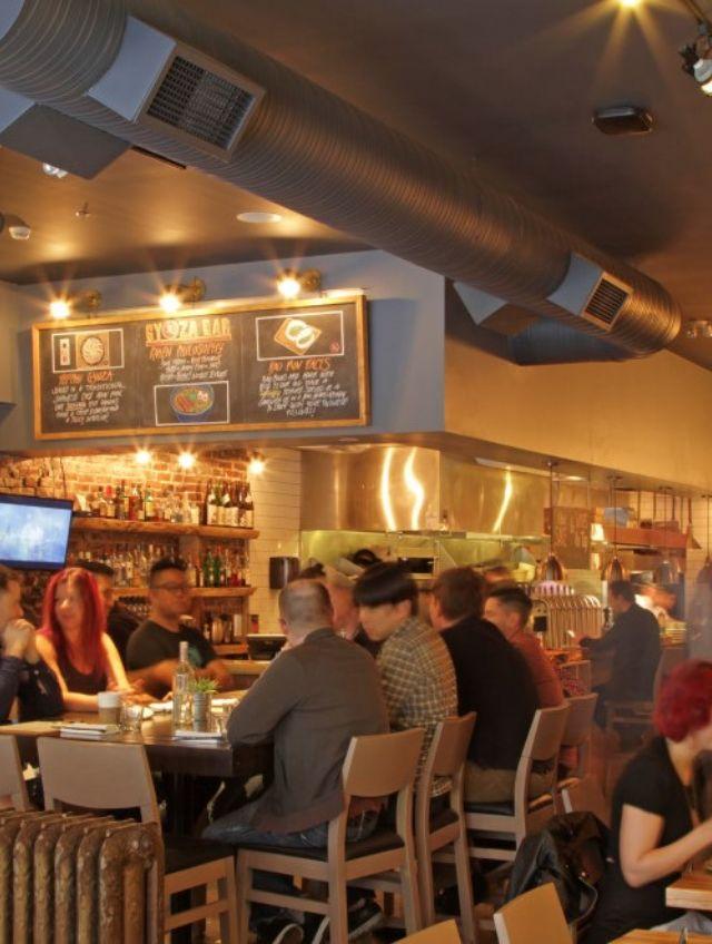Gyoza Bar Vancouver