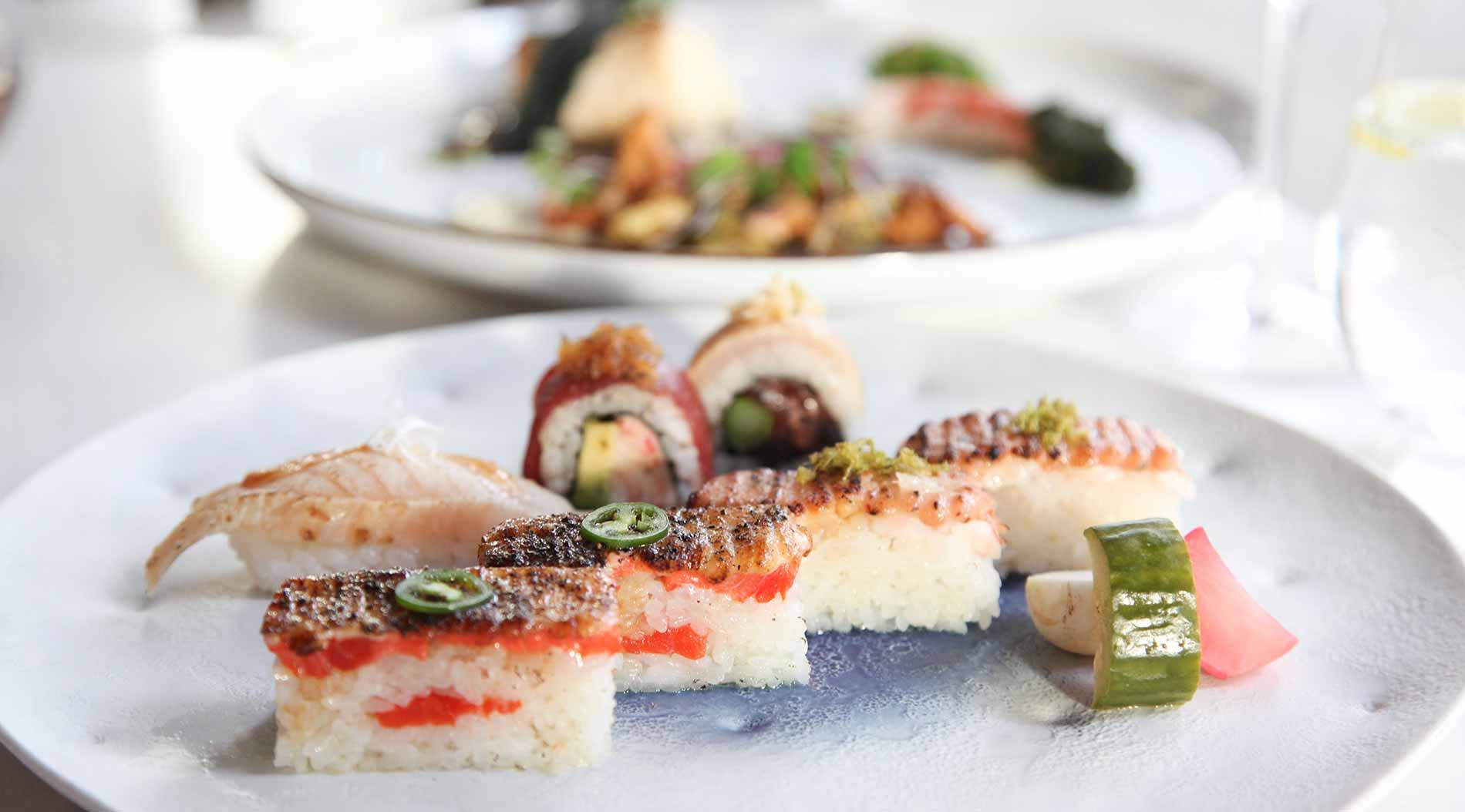 Aburi Sushi Slider 4